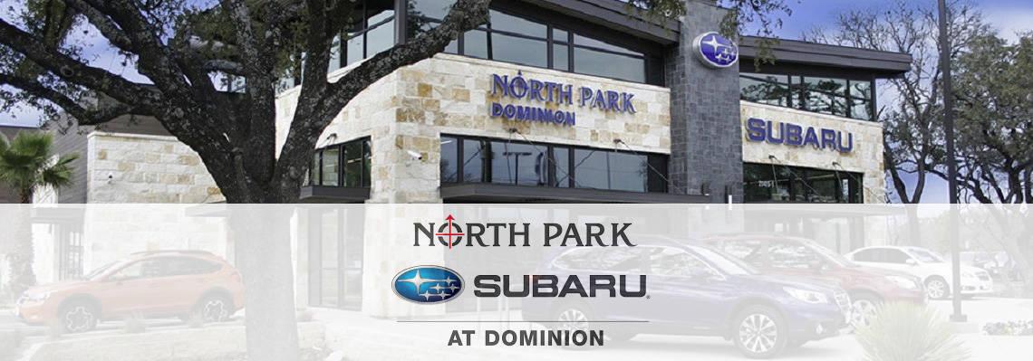 Open Trail Ranch Sponsor - North Park Subaru