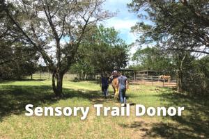 Sensory Trail Donor